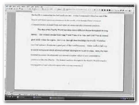 Essay #wrightessay Sample Paper In Apa Style Sample Essays