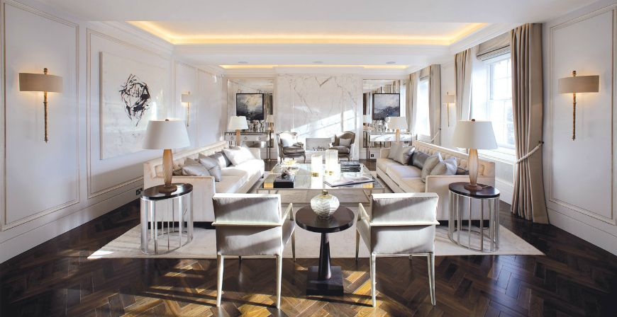 Dazzling Modern Sofas In Living Room Projects By 1508 London   1508 London is an interior design firm based in London. Here are their most dazzling living room projects with modern sofas to inspire you!  Find more here: http://modernsofas.eu/2016/06/15/dazzling-modern-sofas-living-room-projects-1508-london/