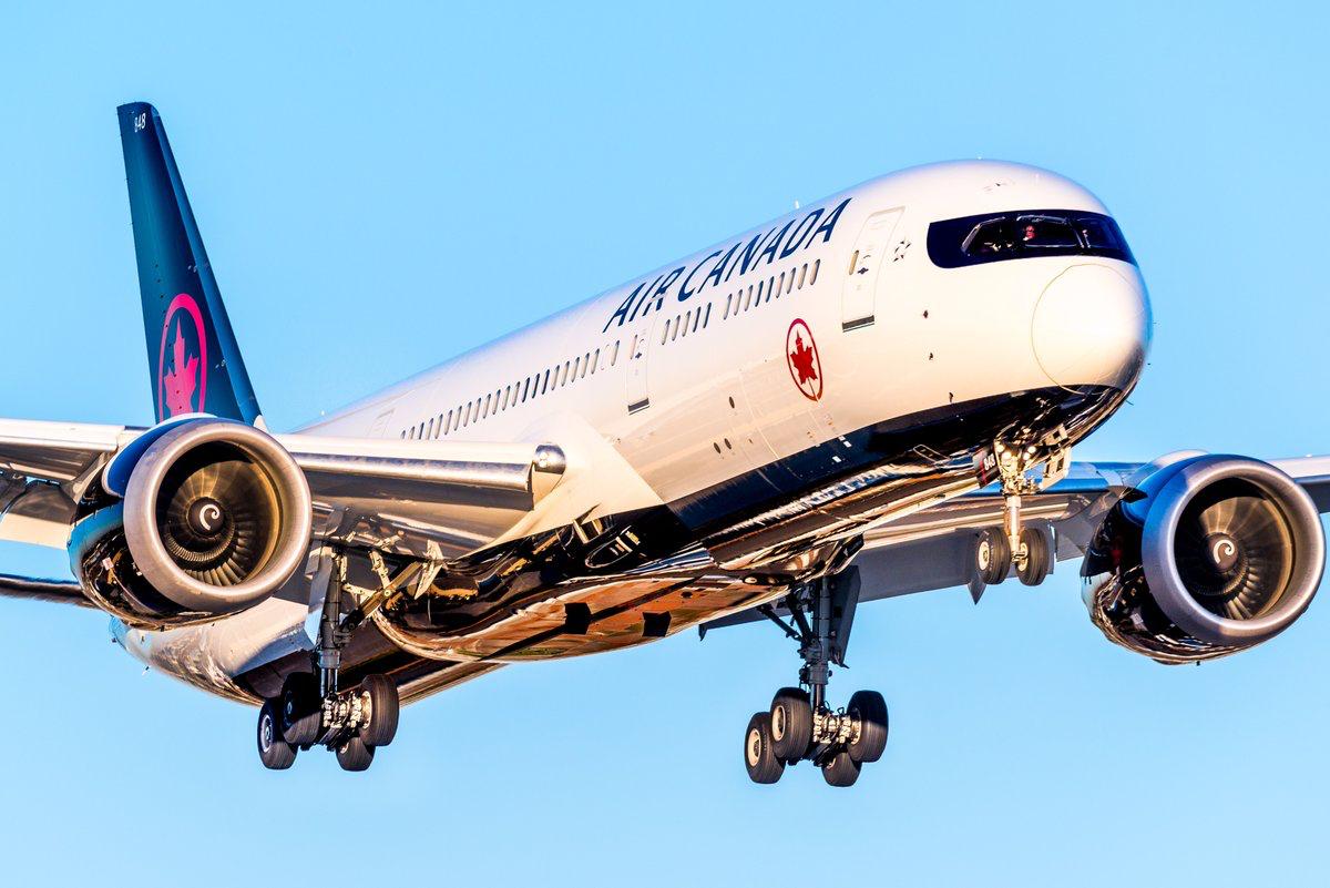 Resultado de imagen para air canada boeing 787-9 png