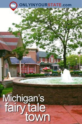 The Fascinating Town In Michigan That Is Straight