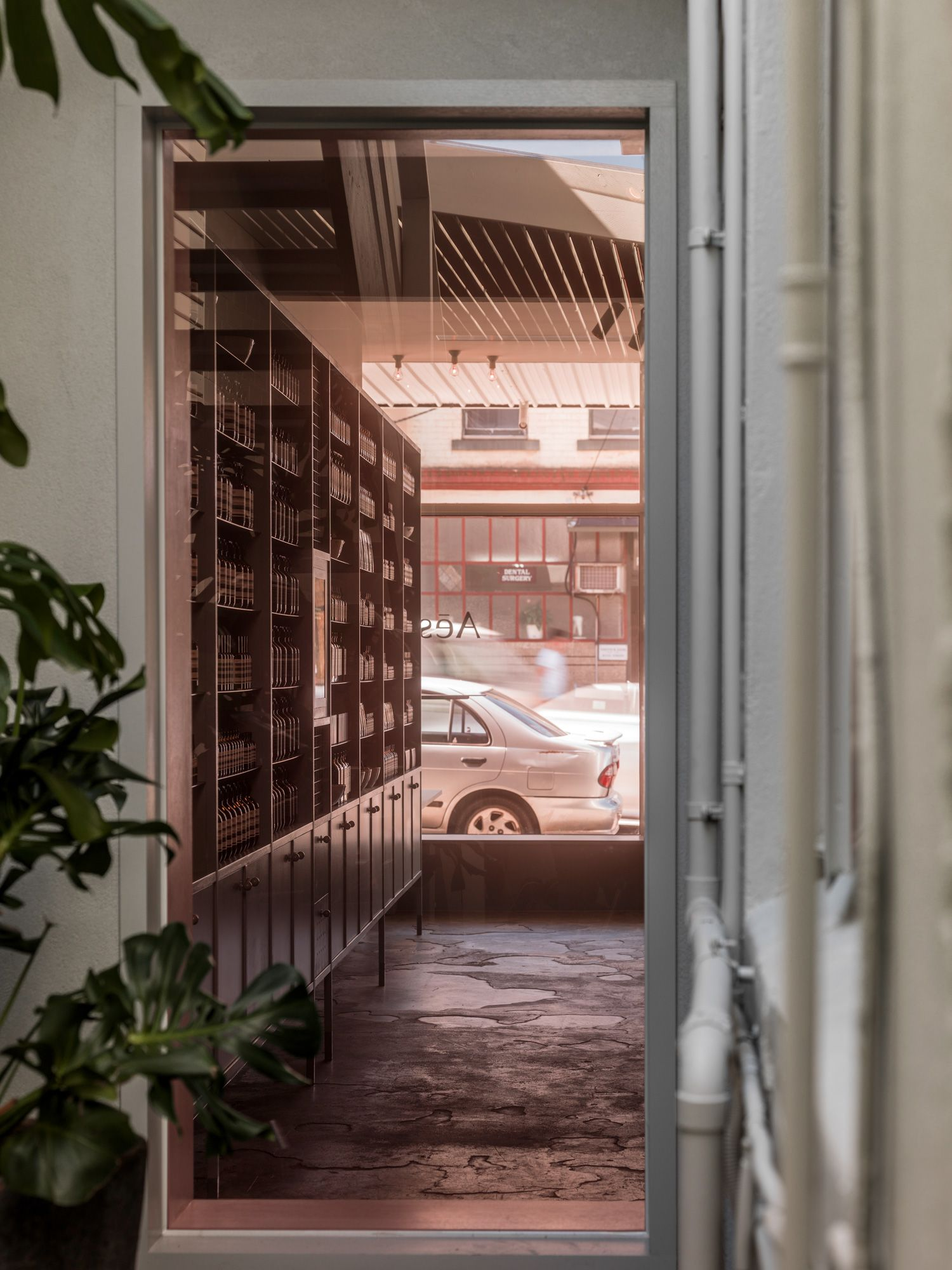aesop store in fitzroy by clare cousins architects aesop cousins