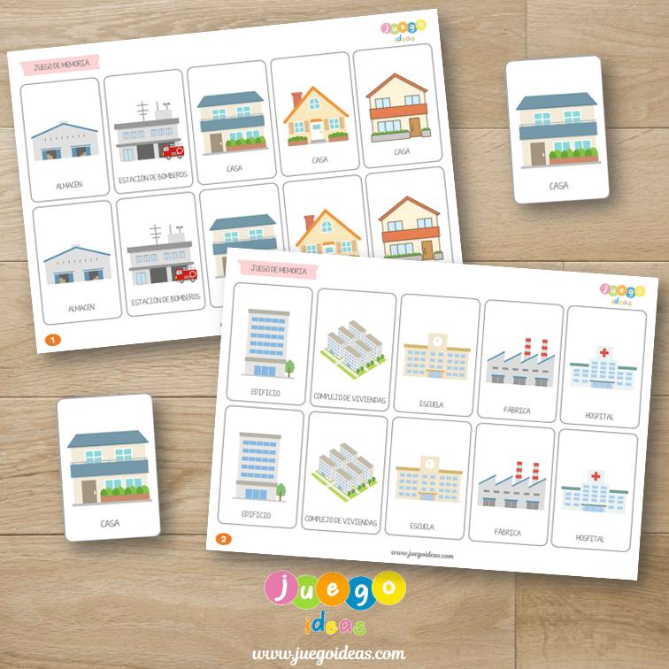 16 Juegos Para Niños De 3 Años A Más Parte 2 Juegoideas Juegos De Memoria Juegos Para Niños 2años Juegos Para Niños