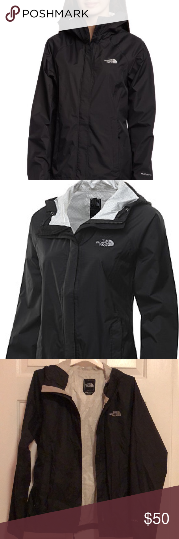 87ce25e75 The North Face Womens Venture Rain Jacket Medium This is a lightly ...