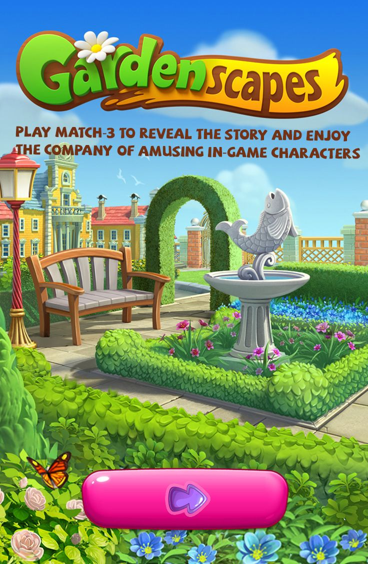 Swap And Match Restore And Decorate The Garden And Enjoy A Novel