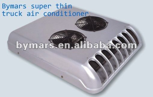12v 24v Vehicle Sleeper Cab Truck Dc Air Conditioner 250 850 Mini Trucks Big Trucks Air Conditioning System