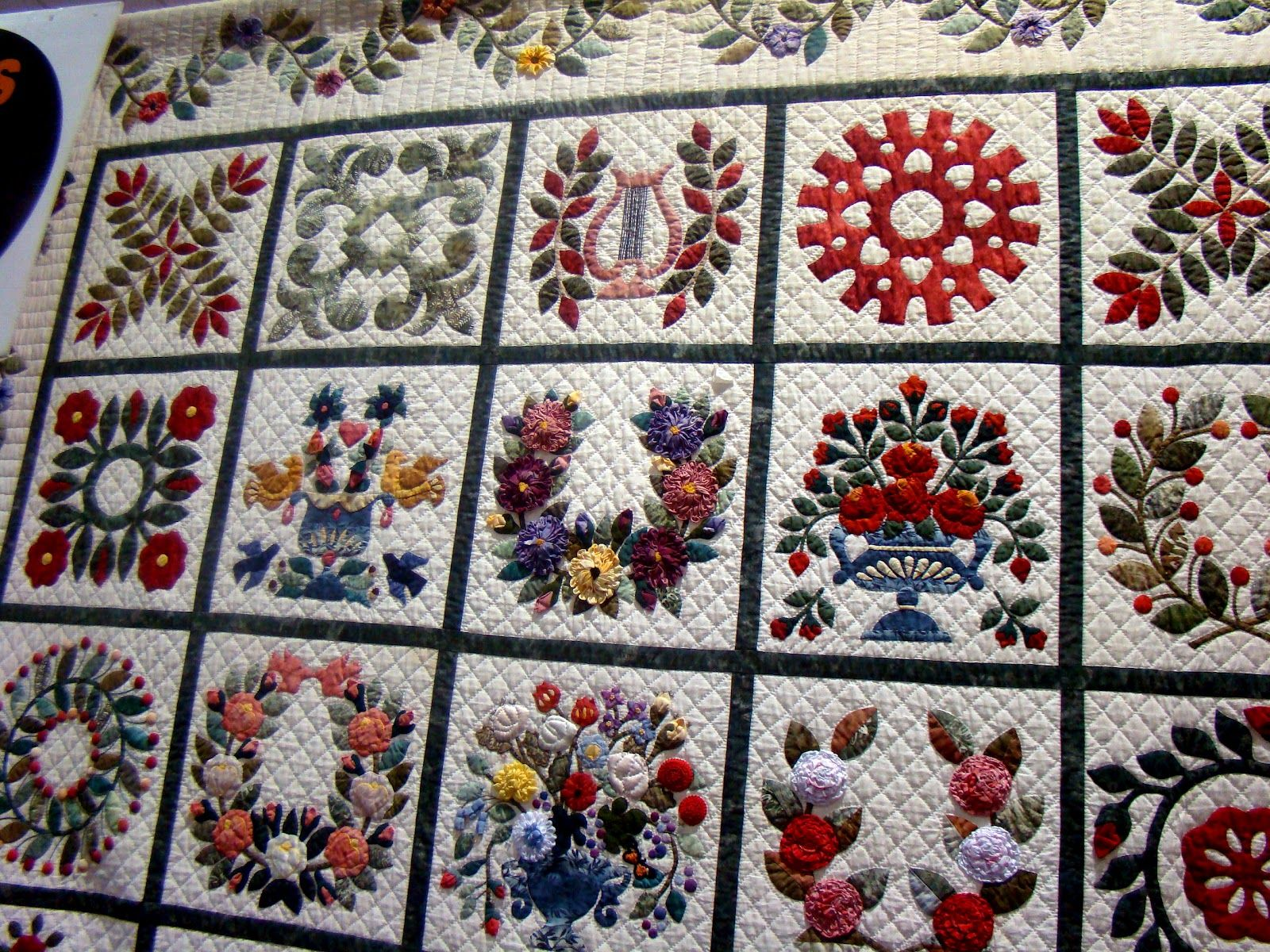 Mennonite Quilt | women needle art | Pinterest | Applique quilts : mennonite quilt - Adamdwight.com