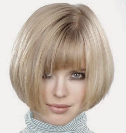Easy Care Short Bob Hairstyles Chin Length Hair Hair Styles Bob Hairstyles
