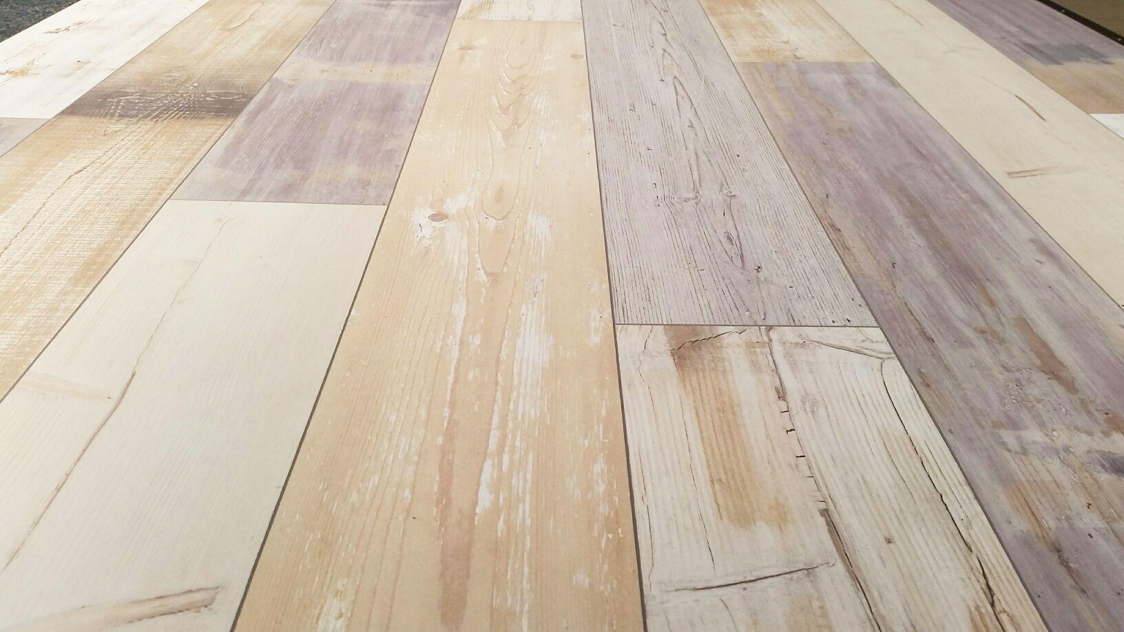 Tapijt Laminaat Direct : Nieuwe collectie laminaat met steigerhout is binnen. te zien in de