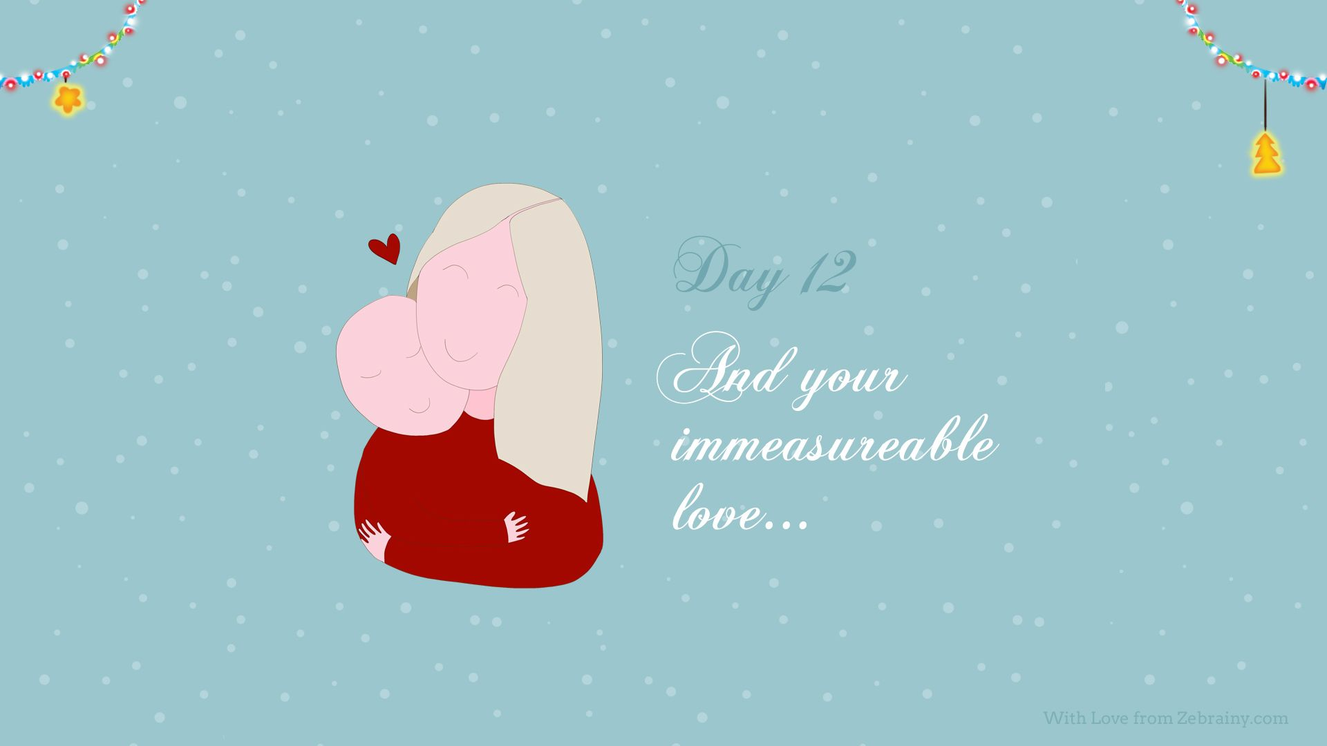 Christmas Love Story Card | Christmas Love e-cards: 25 days to ...