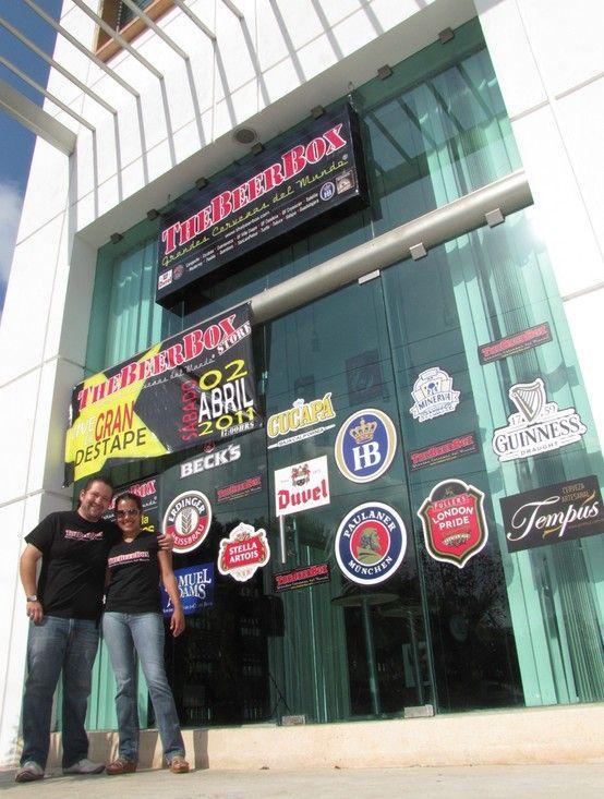 TheBeerBox Cancún Tienda Boutique + Taberna