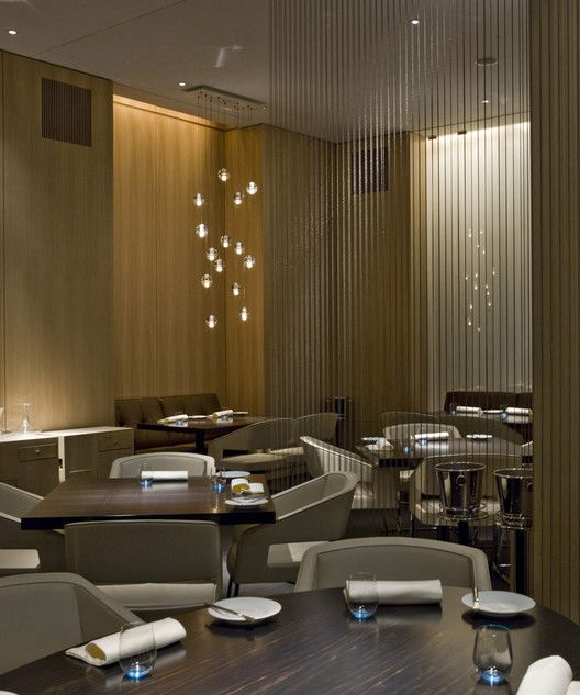 L2O Restaurant,© Michelle Litvin Photography