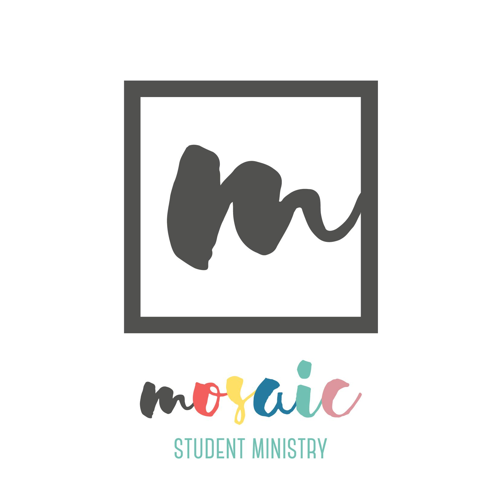 Mosaic Student Ministry - Youth Group Logos | Student ...