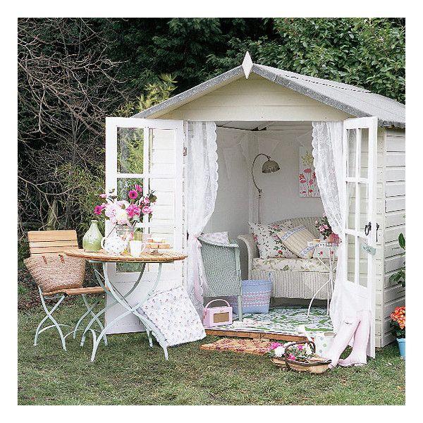 Outside Retreat Garden Furniture Landscape Design