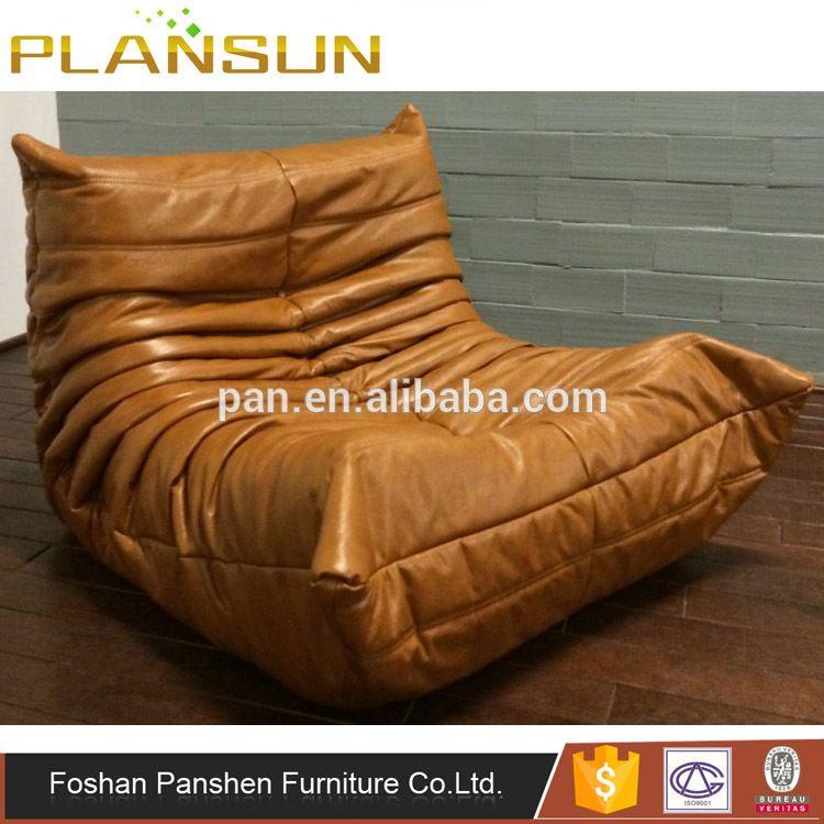 Vintage Style Designer Furniture Togo Single Sofa Designed By Michel Ducaroy