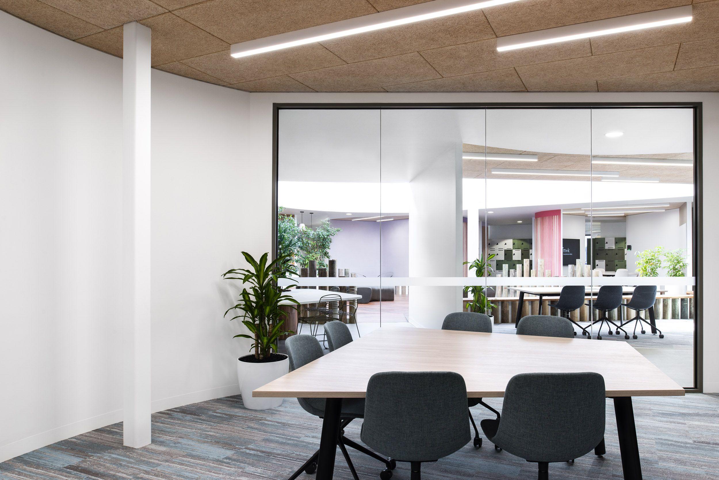 MacPherson Kelley Lawyers Interior design furniture