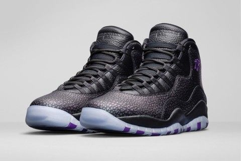 hot sale online c00e0 777b7 Jordan Brand Pays Tribute to the City of Light With Air Jordan 10 Retro