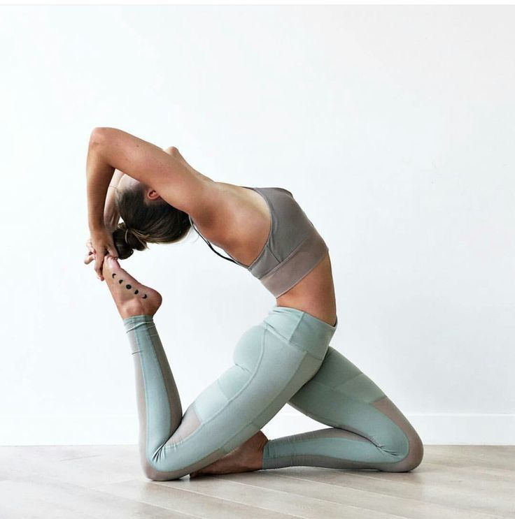 Yoga workout clothes and style workout