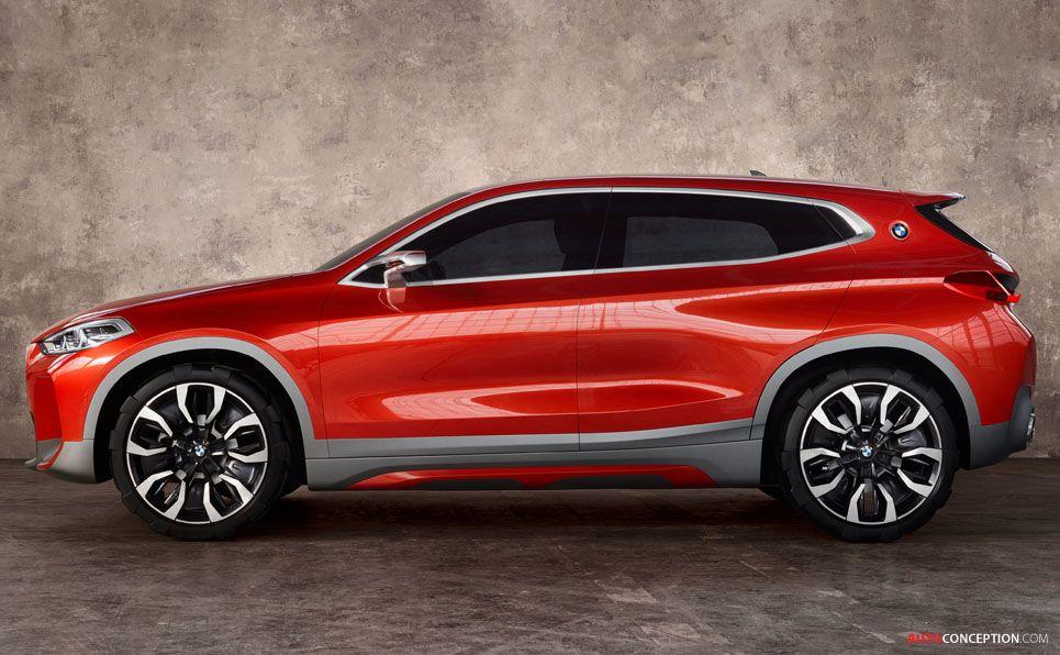 BMW Concept X2 Previews New SUV