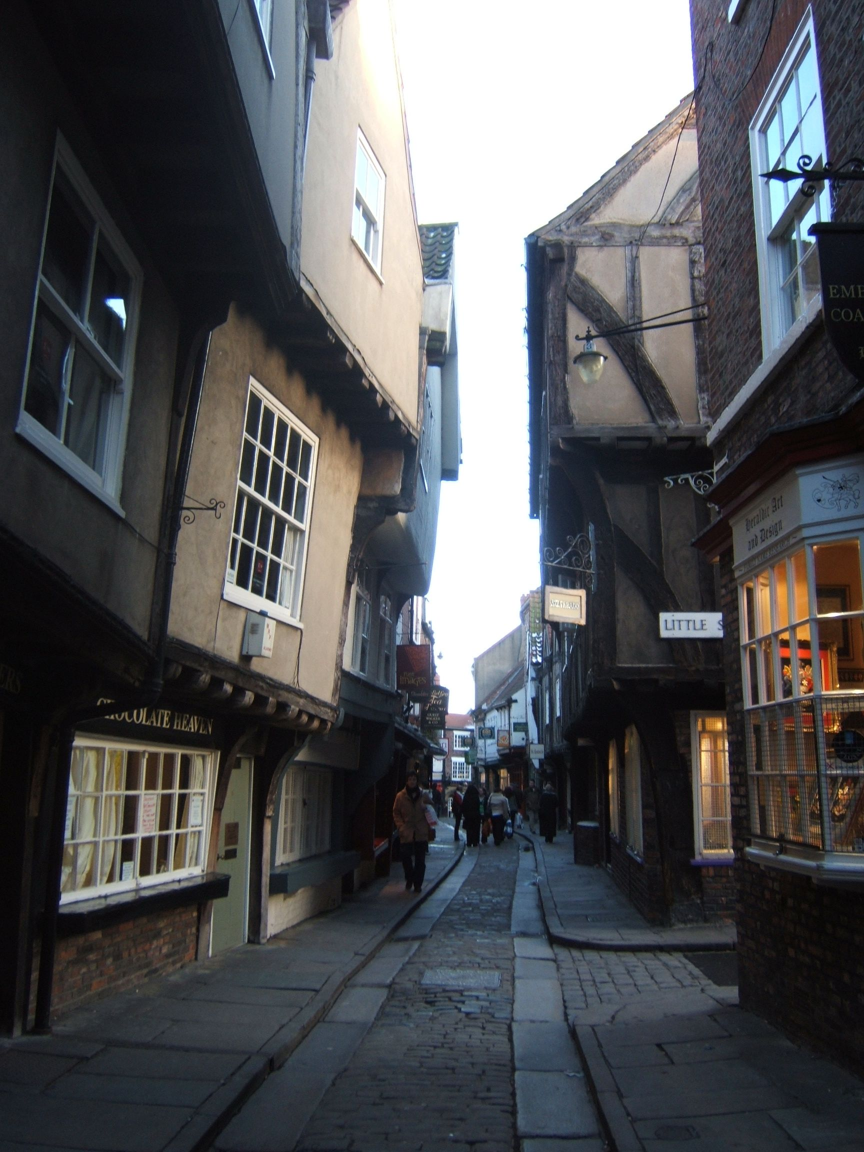 The Shambles York, UK 2006 Places to visit, Favorite