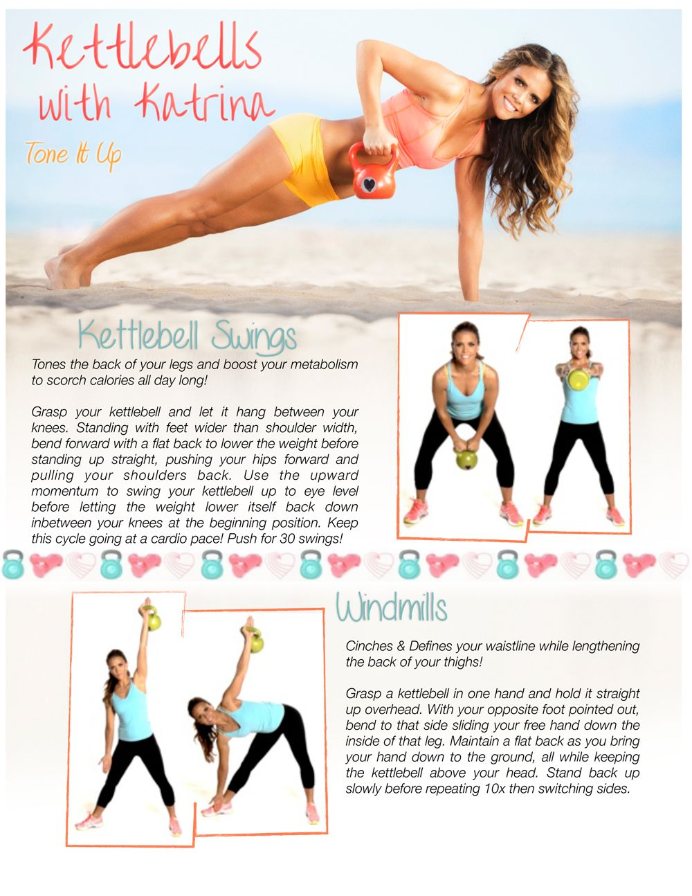 Tone It Up With Your Trainers Karena And Katrina Fitness Lifestyle