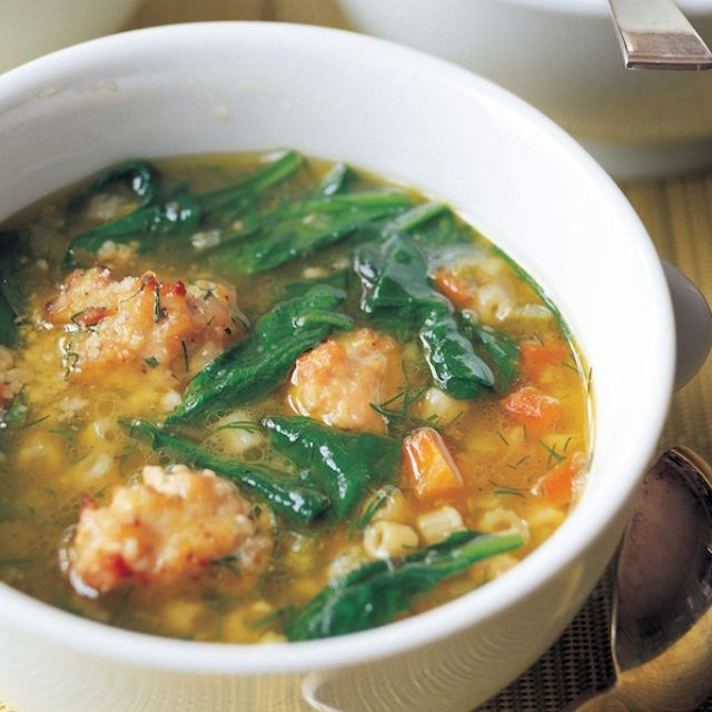 Italian Wedding Soup | Barefoot Contessa