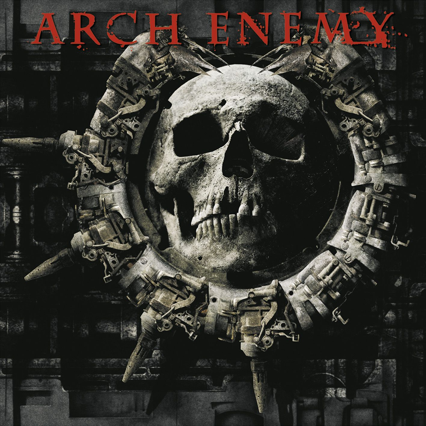 Arch Enemy Doomsday Machine 2005 Portadas De Discos Bandas
