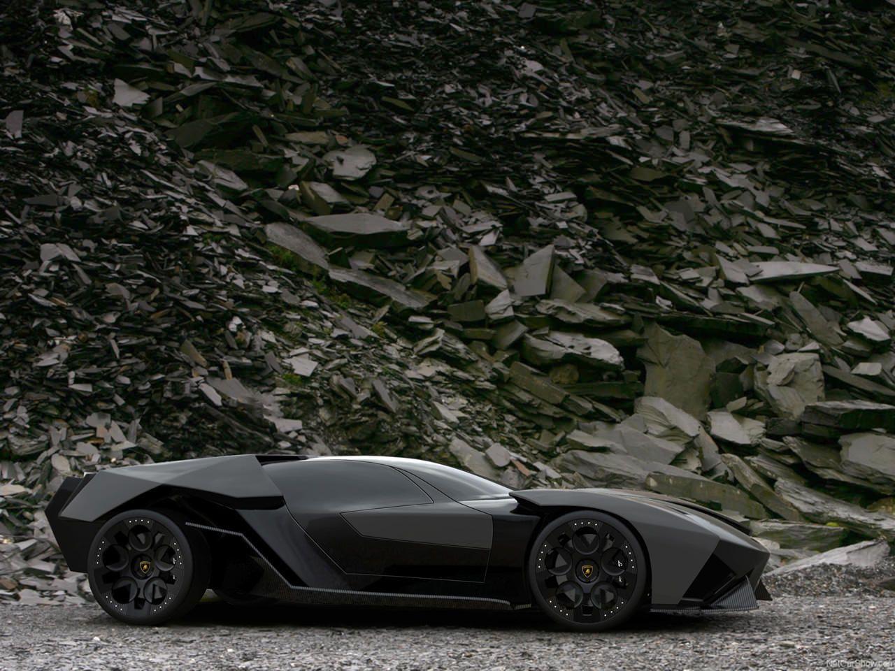 Lamborghini Ankonian Design by Slavche Tanevski via Igor Tomasic
