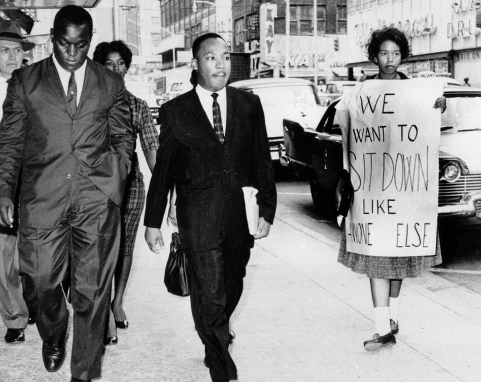 Civil Rights Protests Dr Martin Luther King Jr Under Arrest By Atlanta Police Captain R Martin Luther King Jr Dr Martin Luther King Dr Martin Luther King Jr