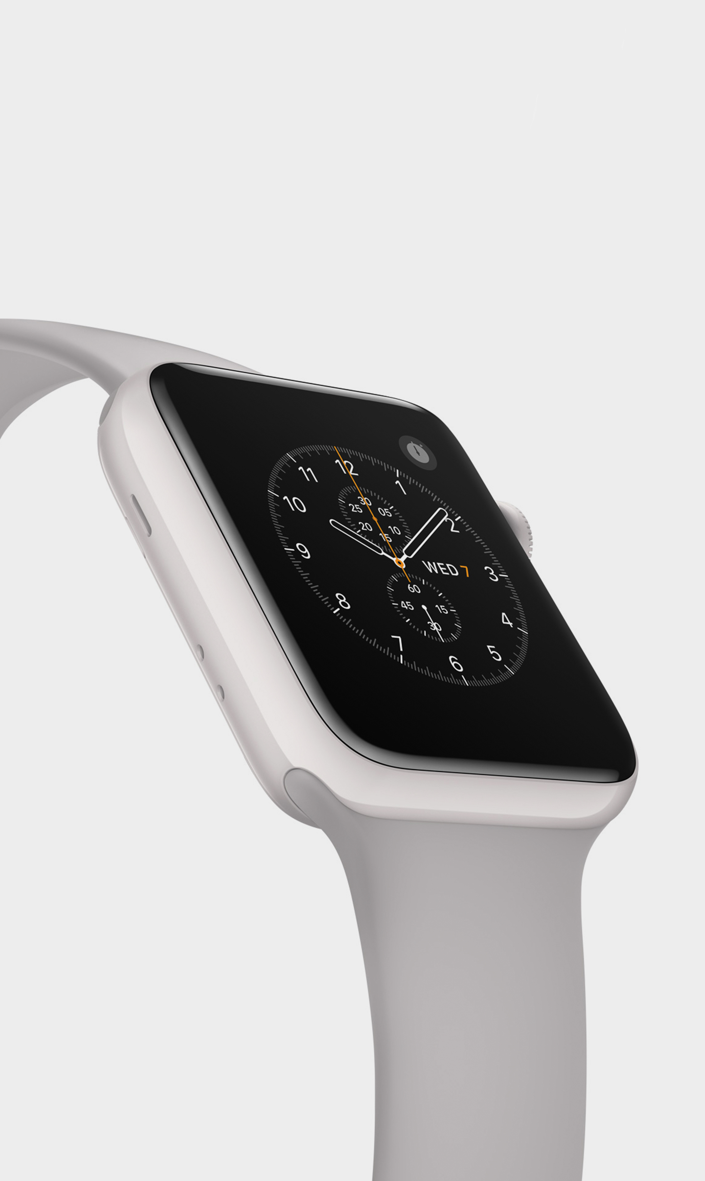 Apple Watch Series 2 Edition White Ceramic Apple