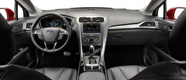 Ford Mondeo Mk5 Interior Ford Fusion Best Cars For Teens Car For Teens