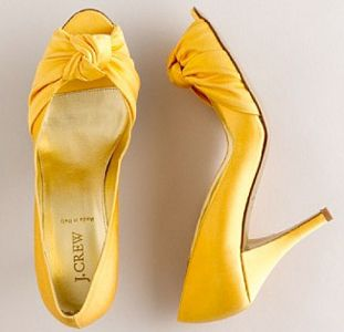 Luv These Yellow Shoes