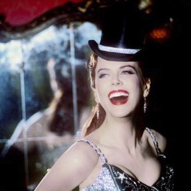 Nicole Kidman in the movie Moulin Rouge