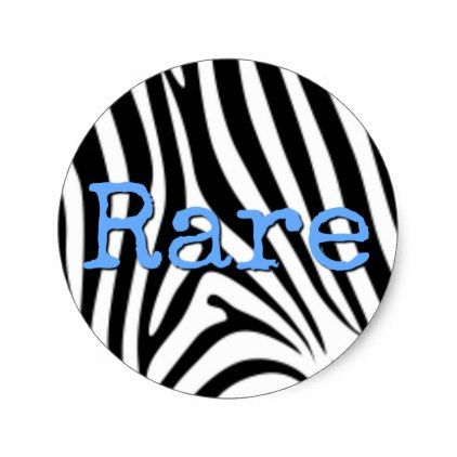 Rare disease sticker classic round sticker diy cyo customize create your own personalize