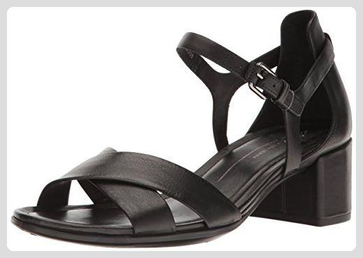 9250fa6c241cb3 Ecco Damen Shape 35 Block Offene Sandal