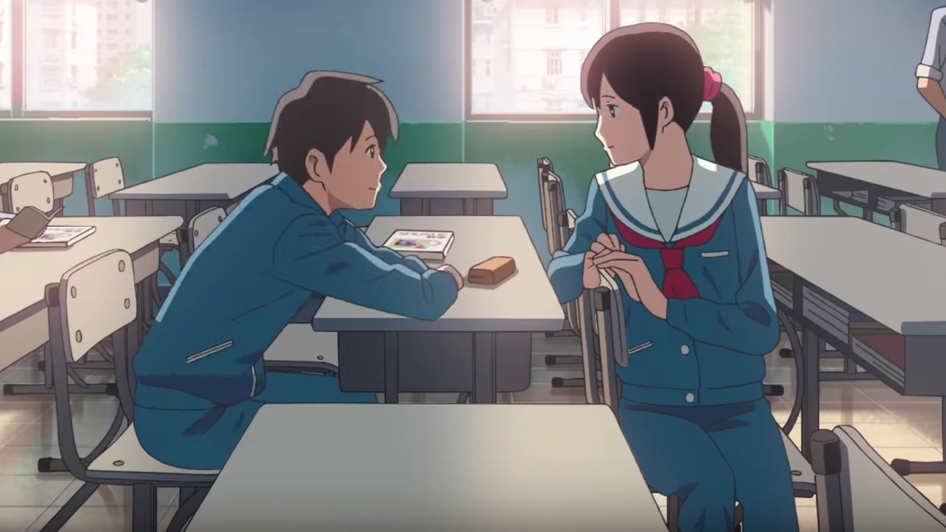 Trailer For Netflix's Anime Film FLAVORS OF YOUTH From The