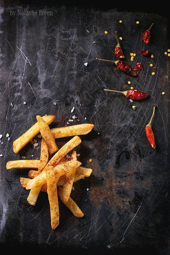 French Fries with Red Hot Chili Pepper | by Natasha Breen on 500px