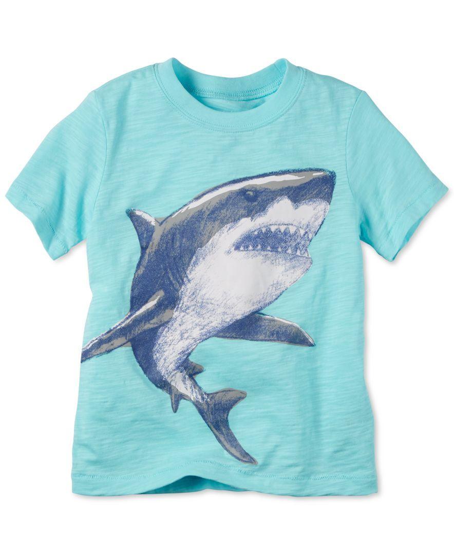 Carters Toddler Boys Shark T Shirt