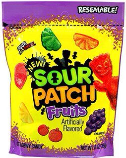 Sour Patch Kids Fruit Candy Chewy Candy Sour Patch Kids Sour Patch