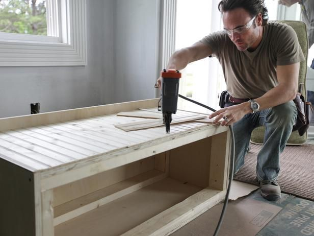 How To Build A Window Bench Seat Diy Storage