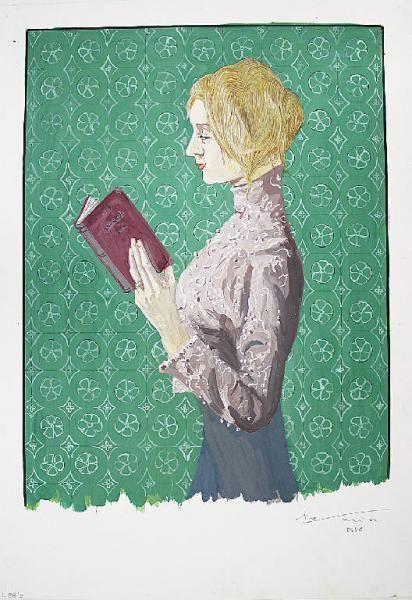 Ico Parisi, La lettrice