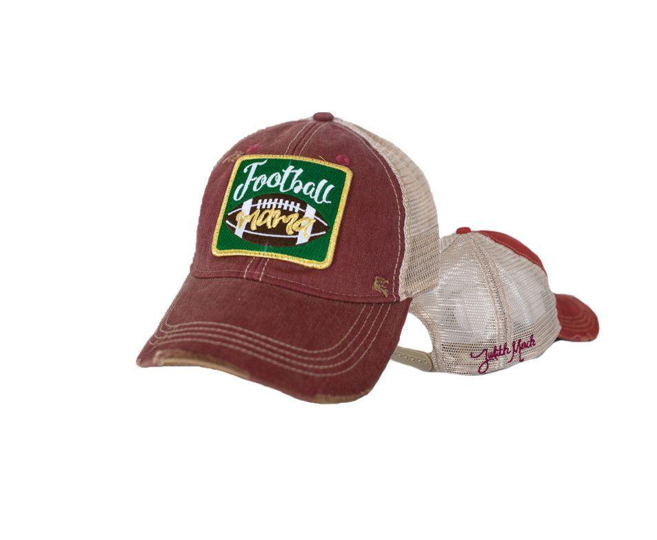 f3df351f032 Judith March Football Mama Hat