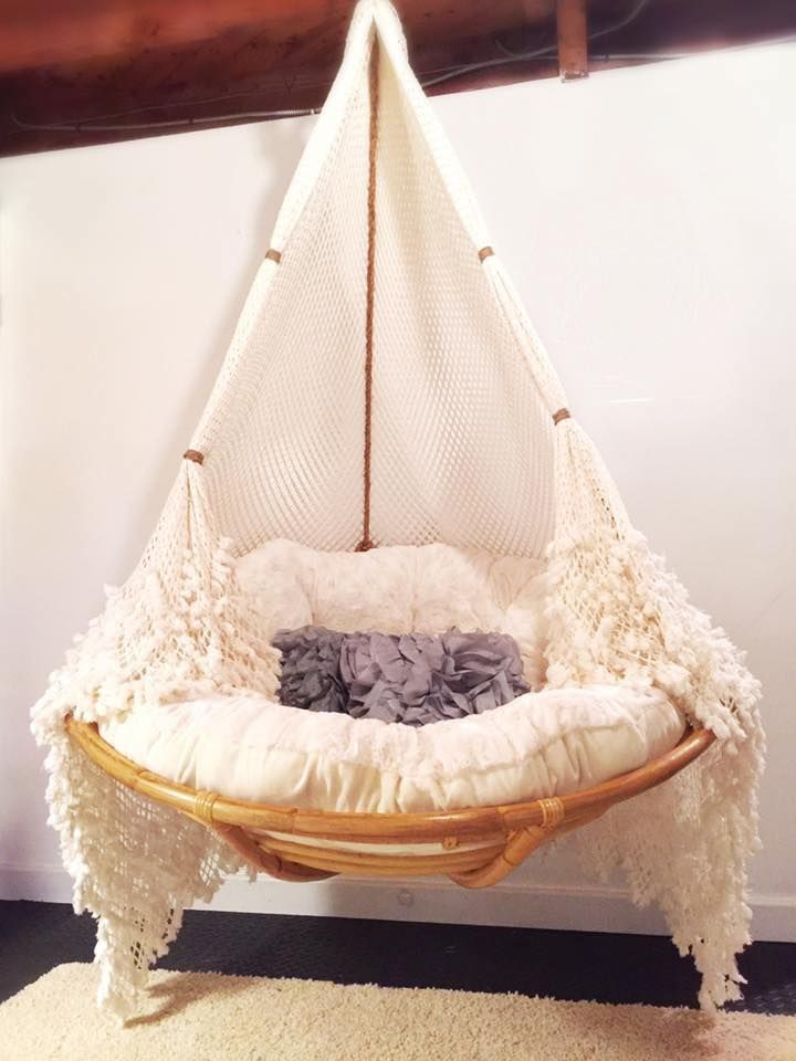 Pin By Dea Tatro On Holley In 2020 Hanging Papasan Chair