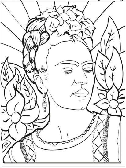 10 fantastic frida kahlo art projects for kids with maddie