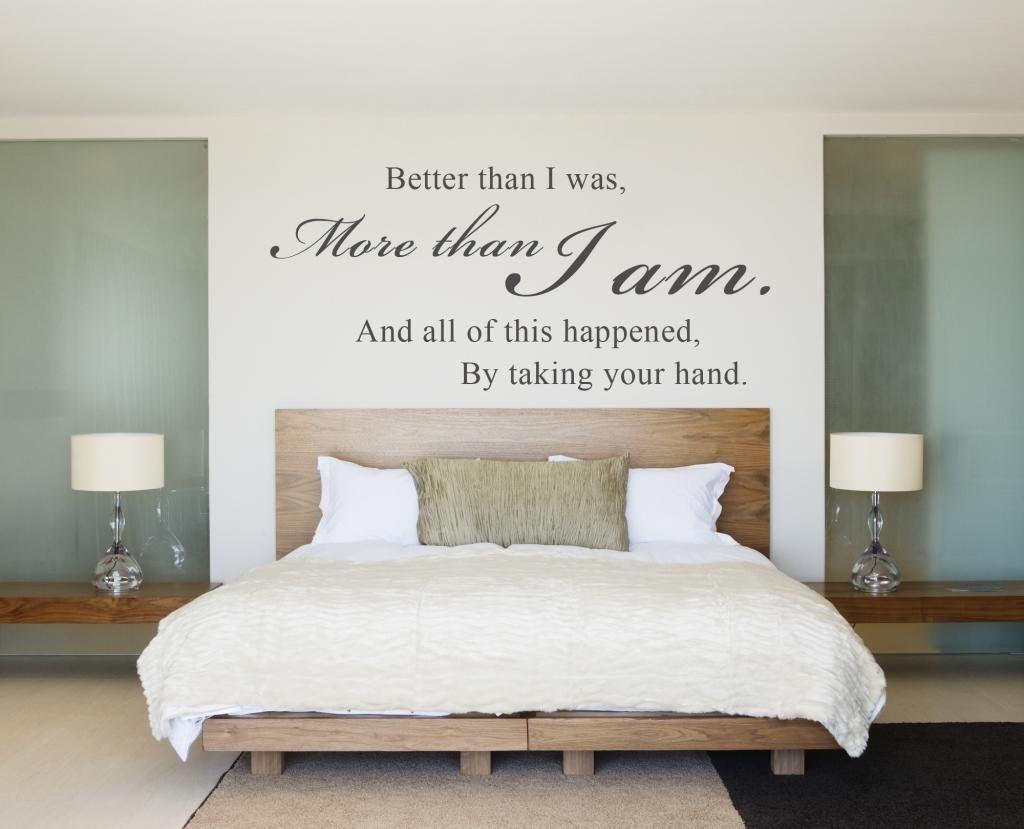 Lichthaus Worpswede All Of This Happened By Taking Your Hand Wall Decal Sticker