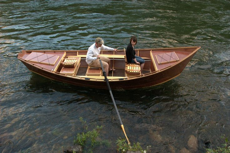 wood driftboat | Plans??? I want to build a first boat need some ...