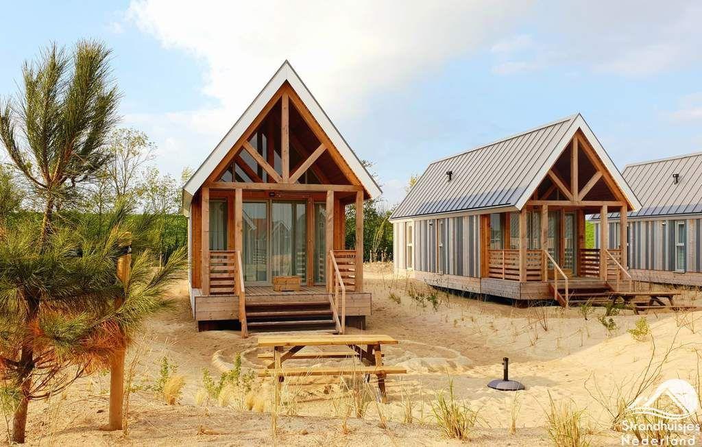 NEU Dünenhäuser Nieuwvliet Beach Houses direkt am Strand
