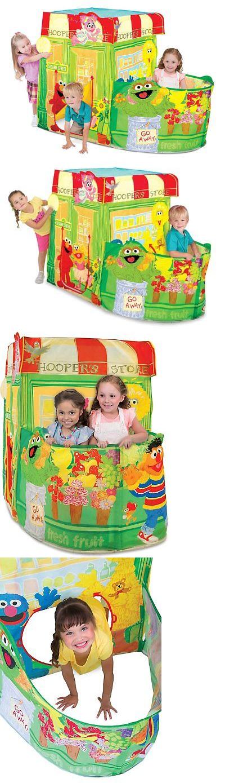 Muppets Sesame Street 2627 Sesame Street Play Tent Toddler Kids Store Pop Up Baby Bedroom  sc 1 st  Pinterest & Muppets Sesame Street 2627: Sesame Street Play Tent Toddler Kids ...