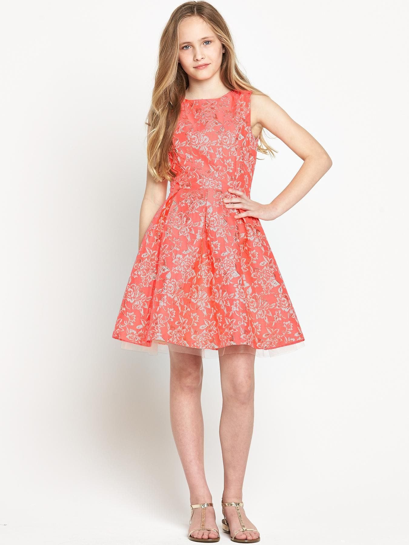 vestidos para fiesta para niña 11 años | dresses that are so cute ...