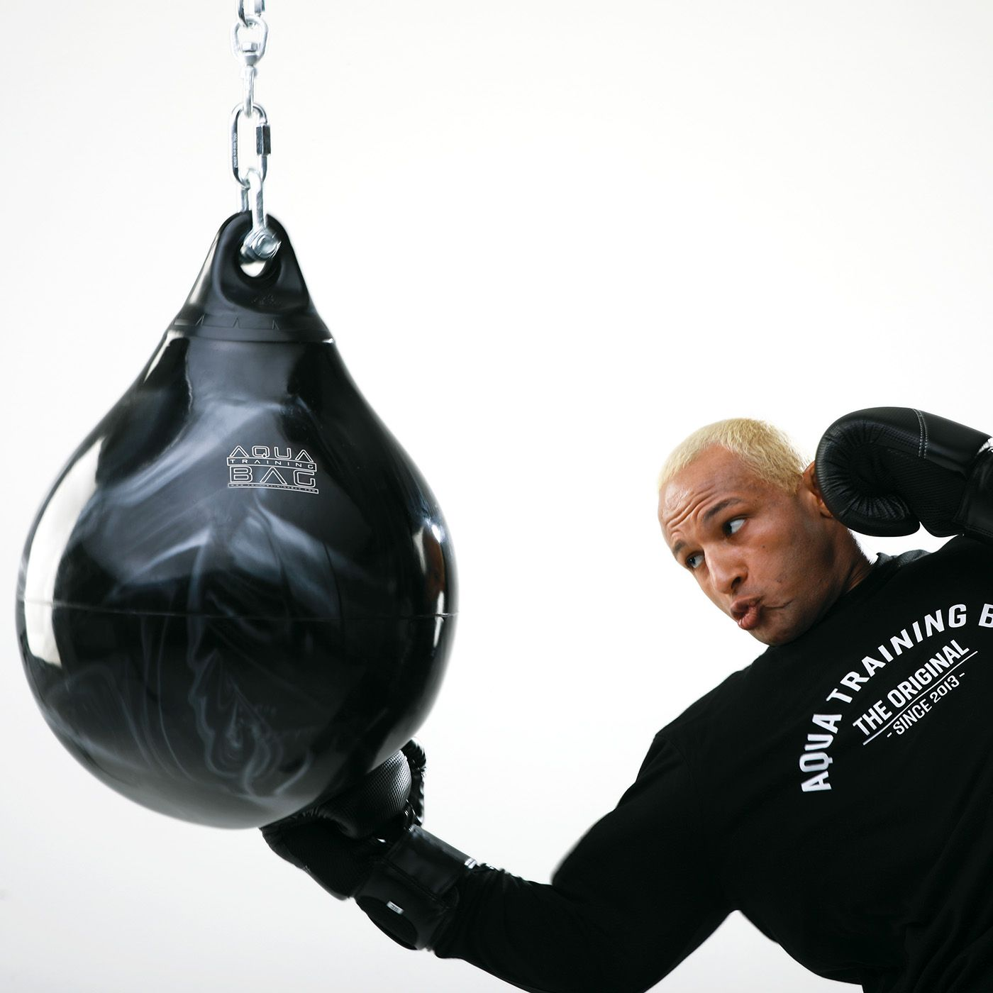 ORANGE Aqua Punching Bag 18 Inch EXERCISE FITNESS BOXING BRAND NEW 120 POUND