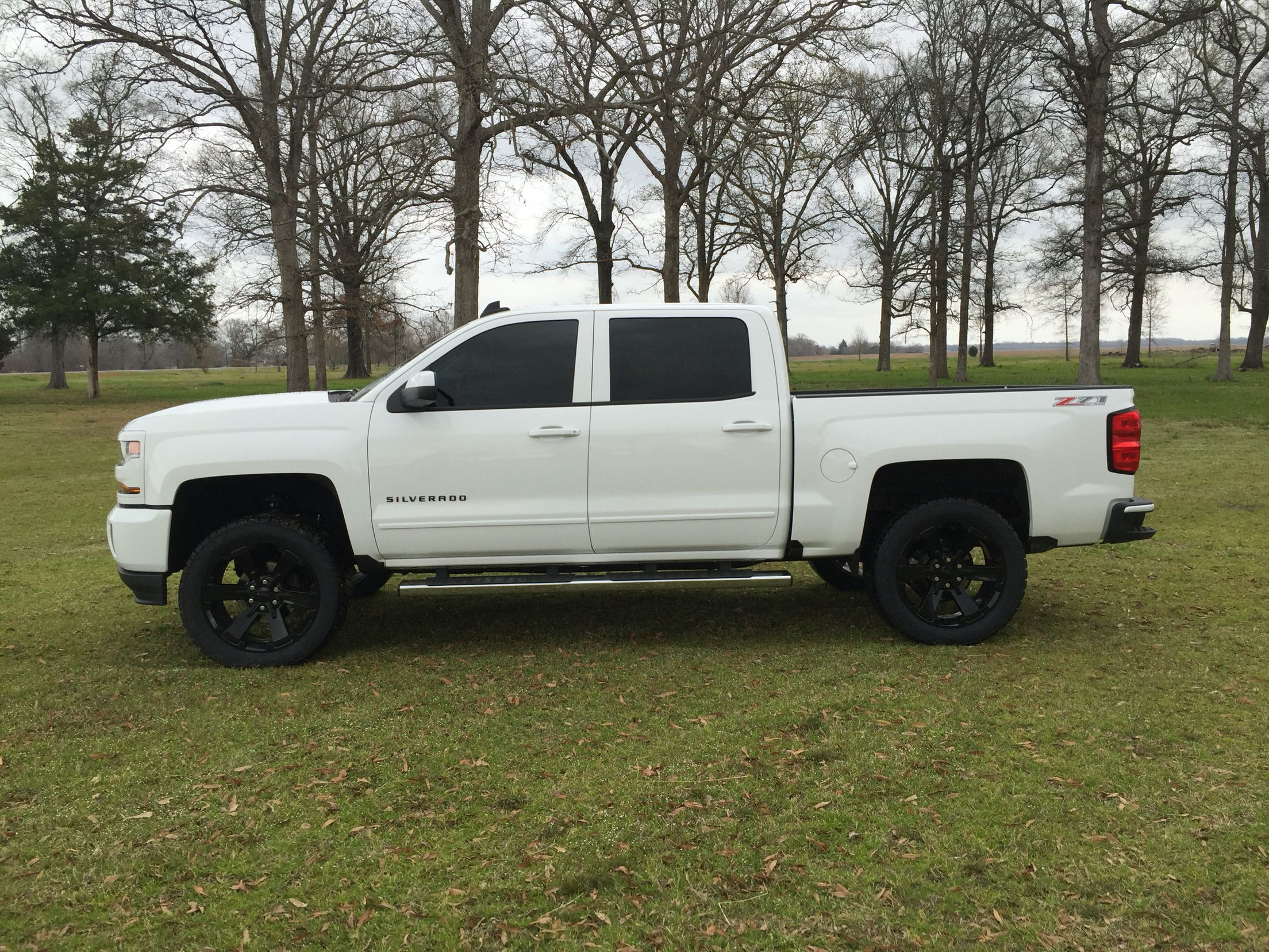 2016 silverado 3 5 rough country 33 nitto terra grapplers